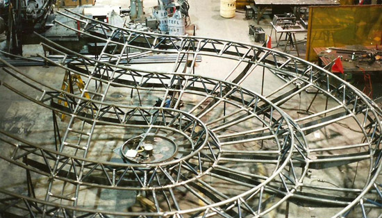 Custom Metal Fabrication and Design - Linders Specialty Company