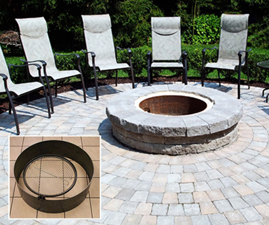 Linders Specialty Fire Rings