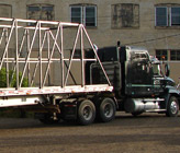 50 foot Portable Bridge, 3600 lbs