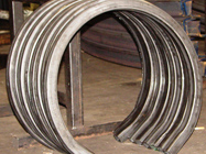 "2 x 2 x ¼ A513 Tube to 24"" Inside Diameter"